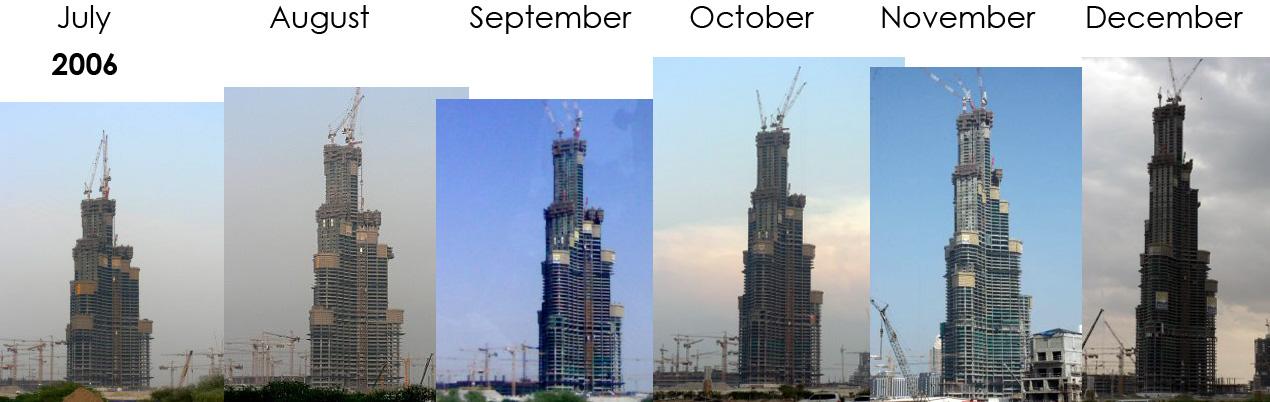 Km High Building In Dubai