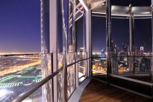 Burj Khalifa windows